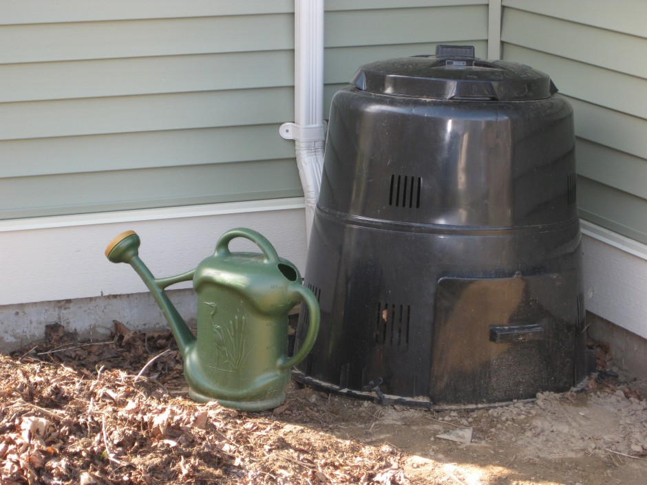 community sponsored composters