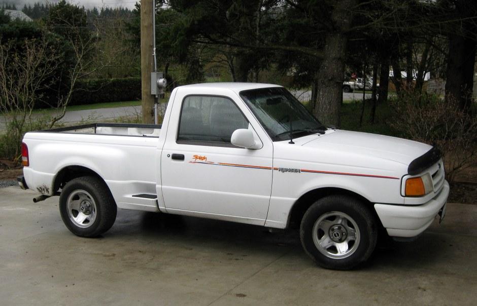 ford ranger 1993