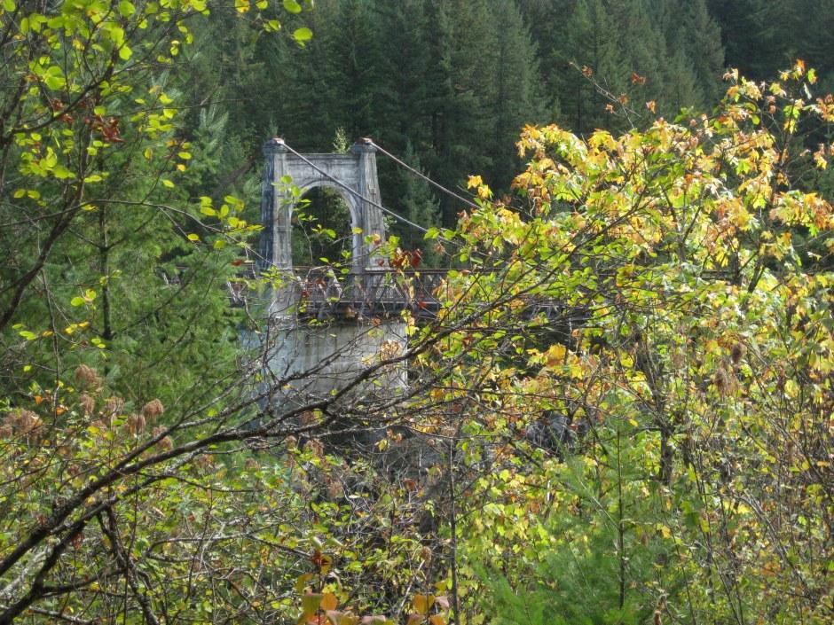 Alexandra Bridge - Fraser Canyon B.C.